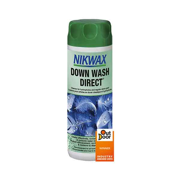 Nikwax - Down Wash Direct 300ml - Technical Down Cleaner