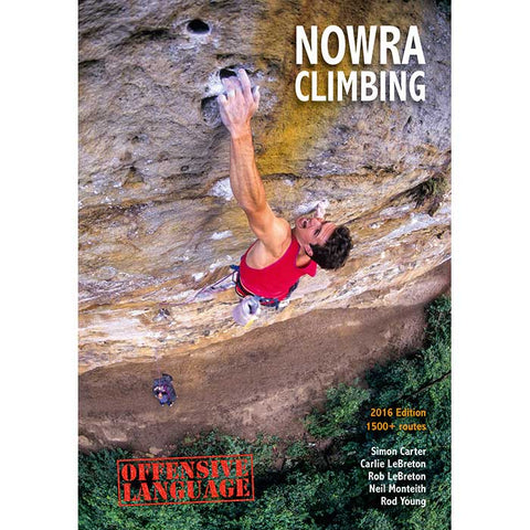 Onsight Photography - Nowra Climbing Guide