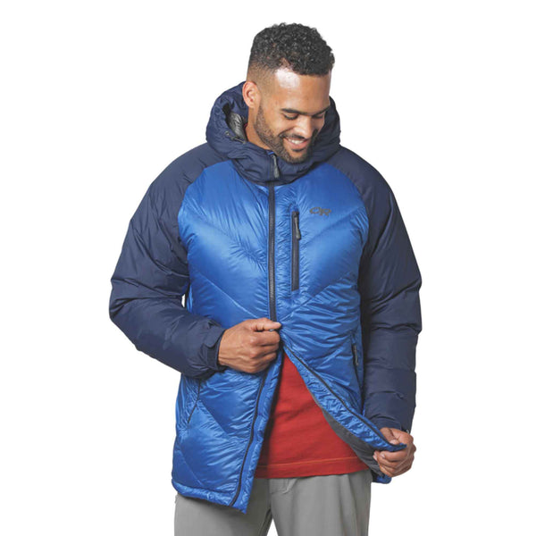 Alpine Down Jacket - Mens
