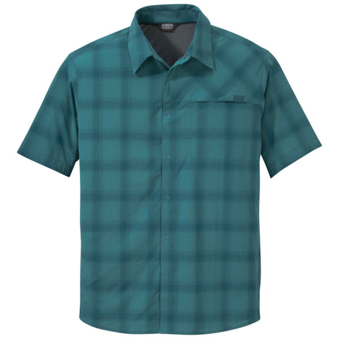Outdoor Research - Astroman Short Sleeve Shirt - Men's Outdoor Apparel