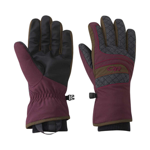 Outdoor Research - Riot Gloves - Wmns