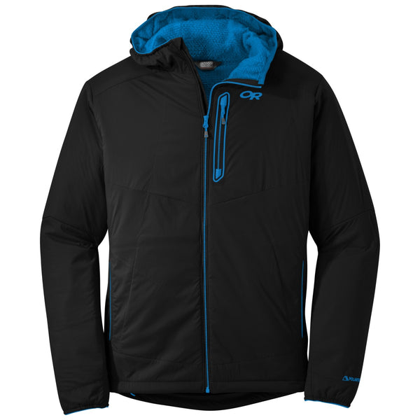 Outdoor Research - Ascendant Hooded Jacket - Men's Active Mid Layer