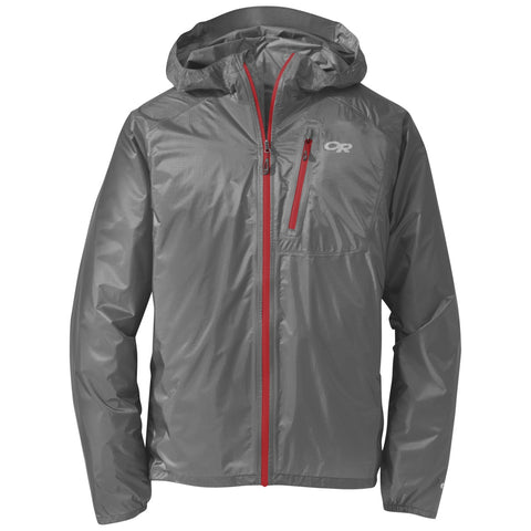 Helium II Jacket - Ultralight Compact Rain Shell