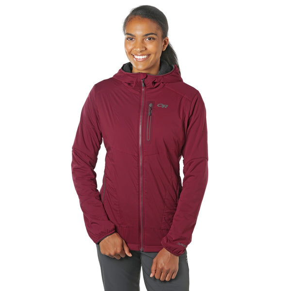 Ascendant Hooded Jacket - Women's Active Mid Layer