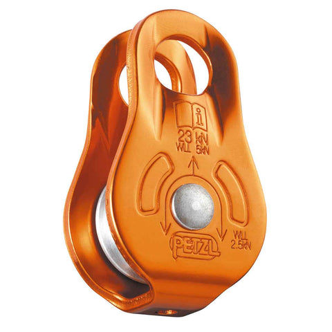 PETZL - Fixe Pulley - Rescue & Lightweight Rigging Pulley
