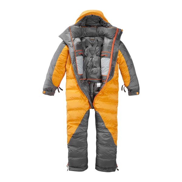 Rab Rab Expedition Suit Down Suit For High Altitude