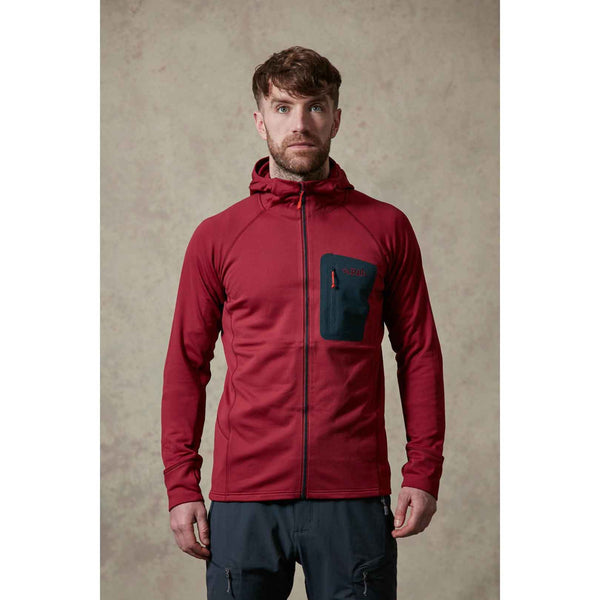 Rab - Superflux Hooded Fleece Jacket- Men's