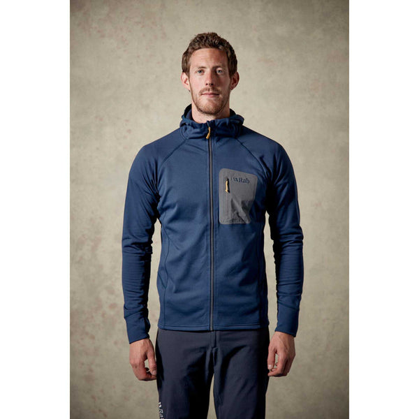 Superflux Hooded Fleece Jacket- Men's