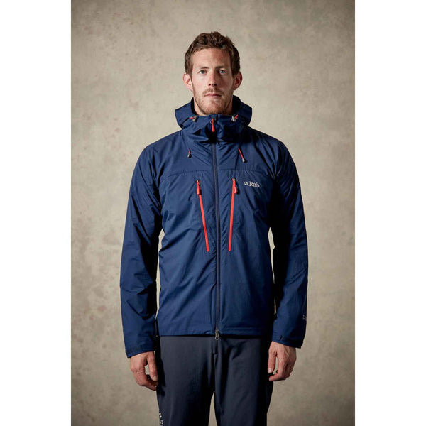 Rab - Vapour-Rise VR Alpine Hooded Jacket - Men's