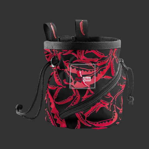 Red Chili - Cargo Chili Chalk Bag - Rock Climbing Gear