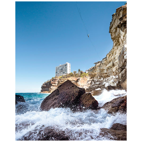 Ryan Sleiman - Print by Ryan Sleiman - Sydney Sea Cliff Highline