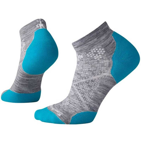 SMARTWOOL - PhD Run Light Elite Low Cut - Womens Socks