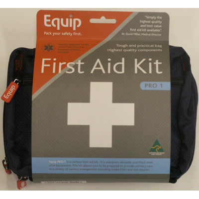 Equip - Pro 1 First Aid Kit