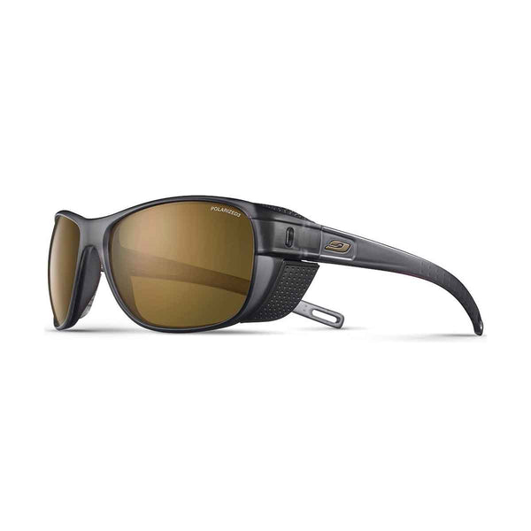 Julbo - ulbo Camino Translicide Dark Grey/Black Polarized 3 Trekking Glasses