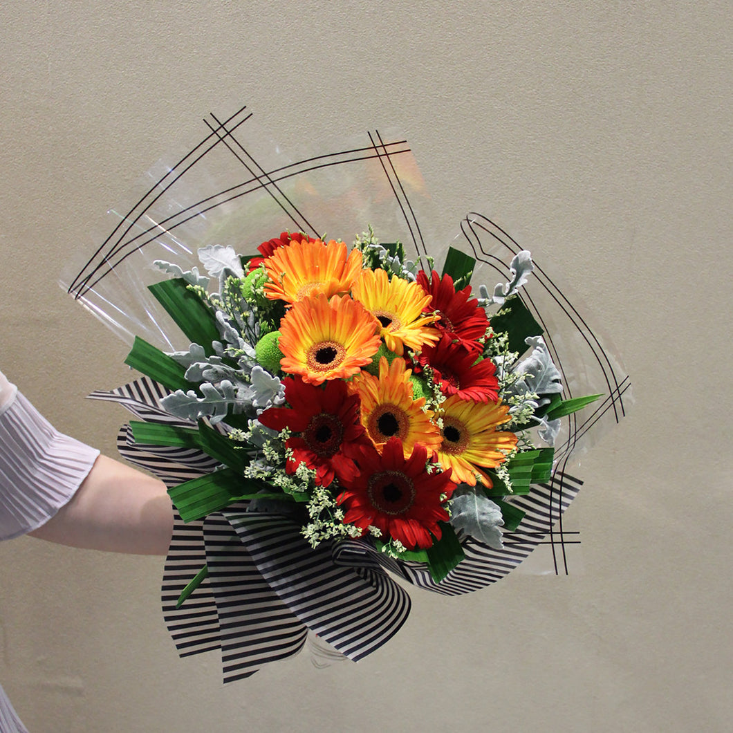 Gerberas Bouquet