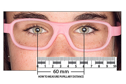 How to fit your new glasses frames