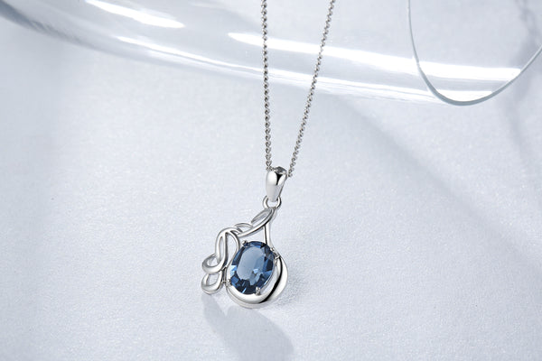 Aquarius Pendant Necklace