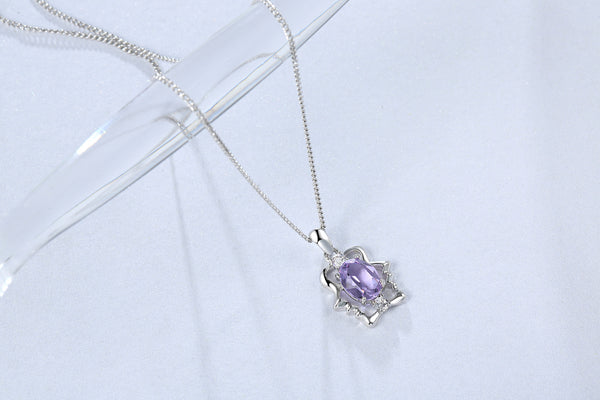 Gemini Pendant Necklace