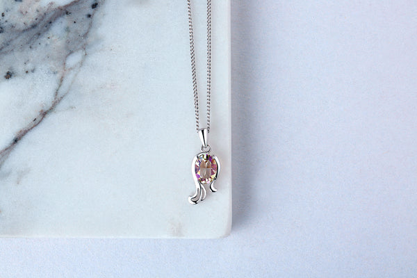 Virgo Pendant Necklace