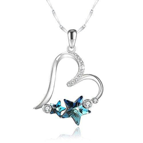 Heart Star Necklace