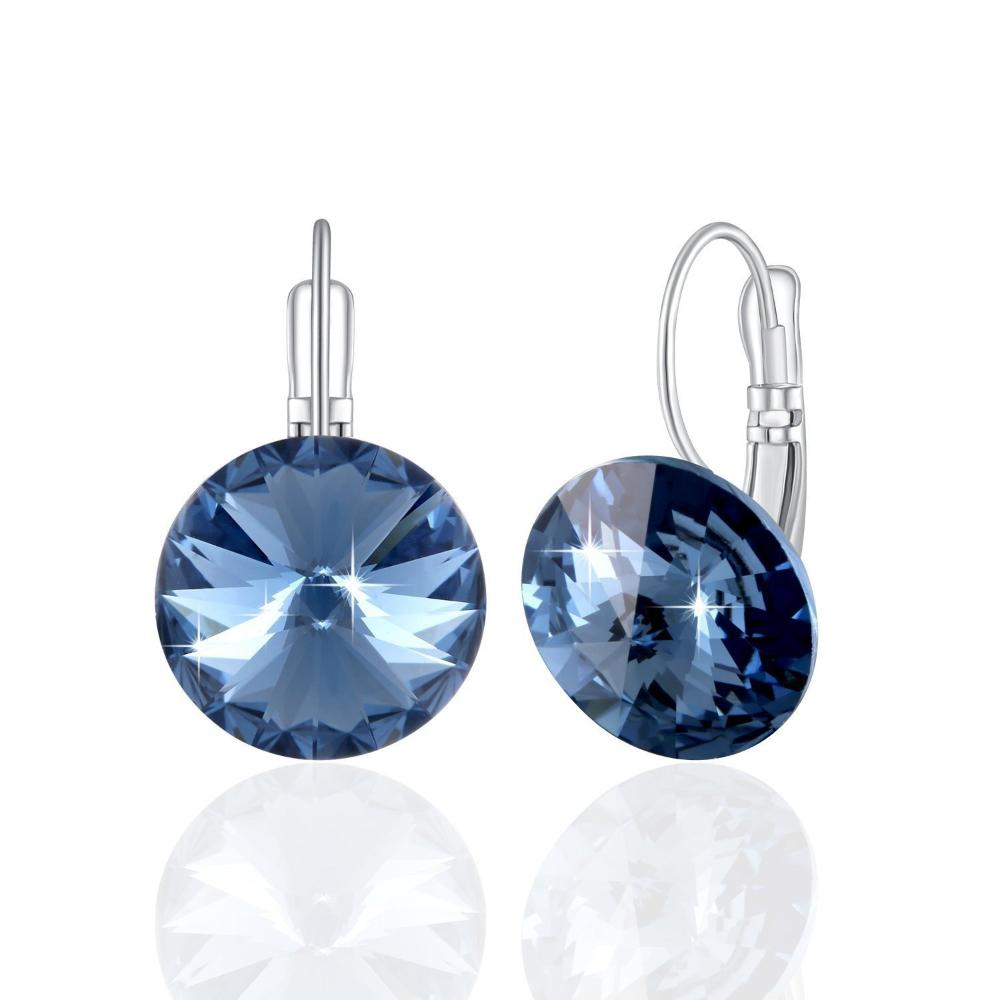 Swarovski Crystal Drop Dangle Earrings