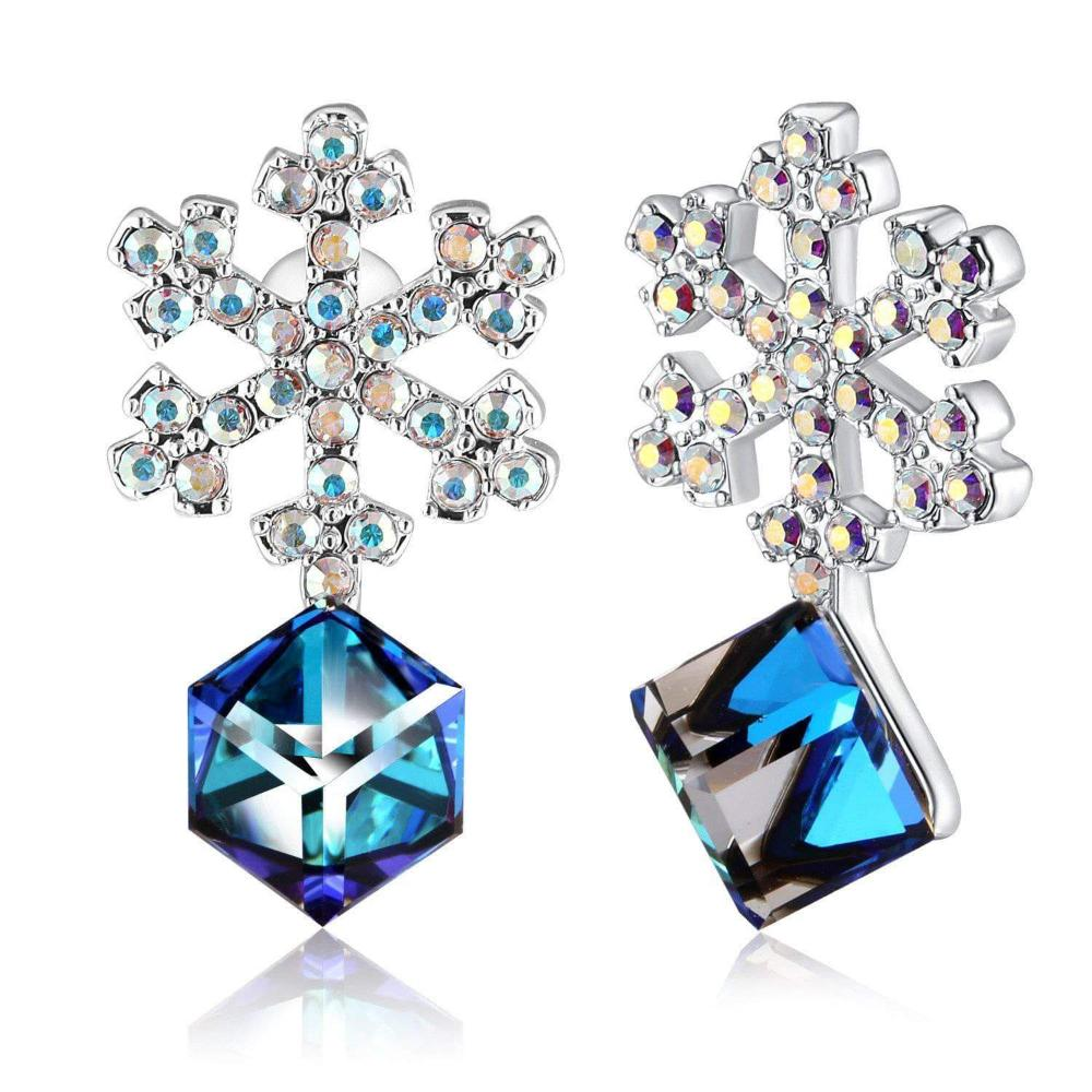 Change Color Cubic Crystal