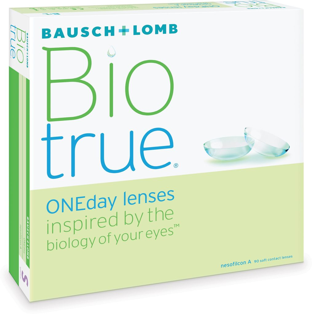 BioTrue ONEday - 90 pack in 90 Pack / 8.6 base curve