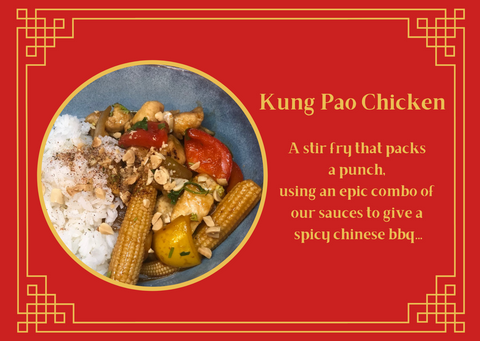 Kung Pao Chicken Recipe | Pepper & Me Club