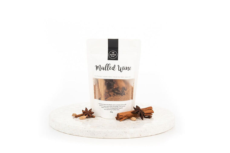 Mulled Wine Sachet 50gm