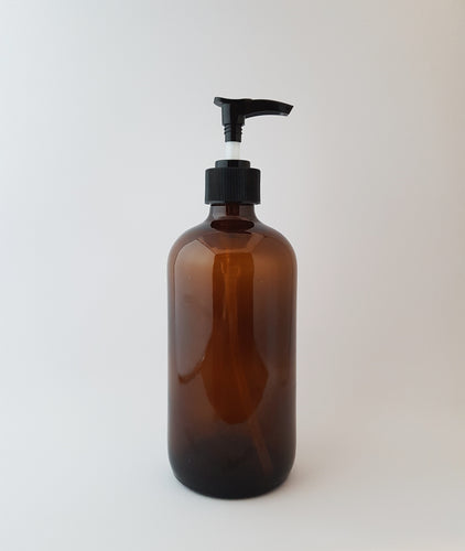 500ml bottle with pump