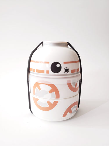 STAR WARS tiered Bento - BB-8