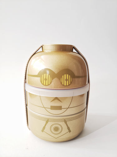 STAR WARS tiered Bento - C-3PO