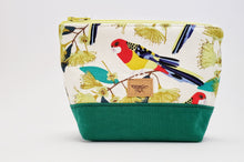 Small zip top purse by QueenBee