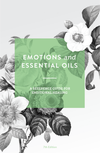 Emotions & Essential Oils 7th ed Bundle - Book and Wheel