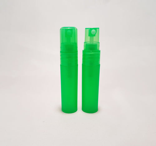 5ml PET Green spray bottle | ${description} | $ | Mysentials