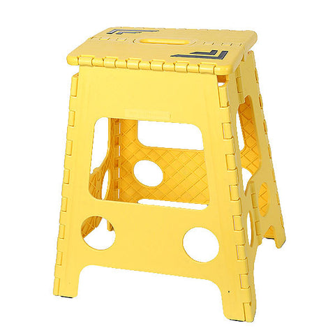 super strong folding step stool 113inch portable carrying handle for adults and kidsgreat - Step Stool With Handle