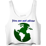 Not Alone Crop Top