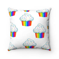Cupcake Pattern Pillows