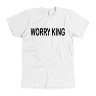 Worry King Men's Tshirt