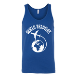World Traveler Unisex Tank - OWTwear