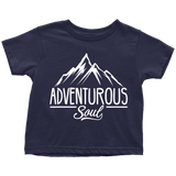 Adventurous Soul Kids Shirt - OWTwear