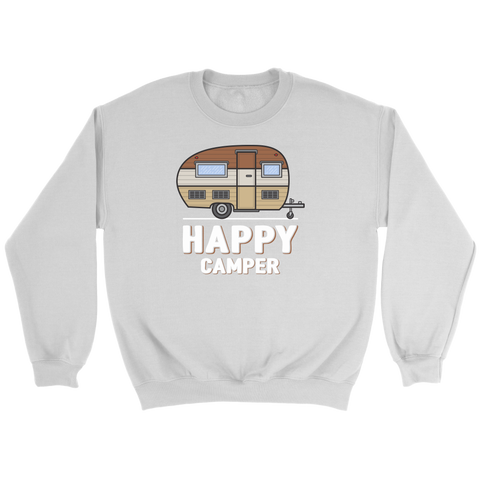 Happy Camper Sweatshirt - OWTwear