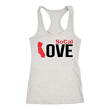 SoCal Love Women's Tank Top - OWTwear