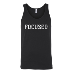 Focused Unisex Tank - OWTwear