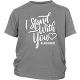 I Stand With You Youth Shirt - OWTwear