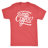 Adventures an Coffee Mens Shirt - OWTwear