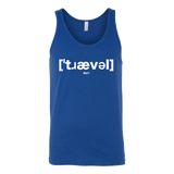 Travel IPA Unisex Tank Top - OWTwear