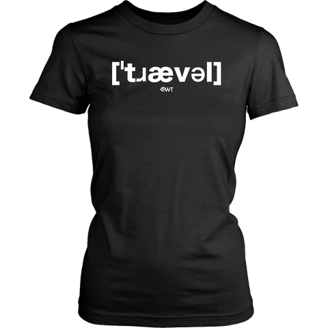 Travel IPA Womens Shirt - OWTwear