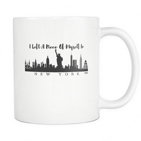 New York Mug - OWTwear