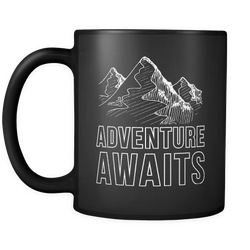Adventure Awaits Mug - OWTwear